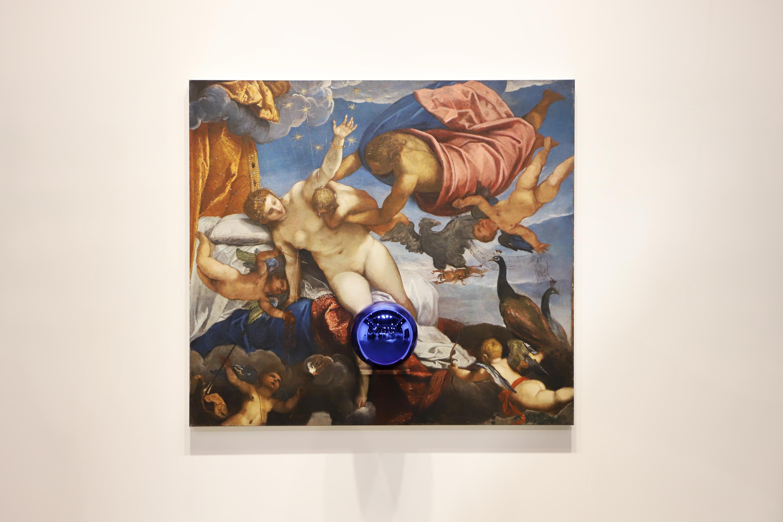 Jeff Koons, Art Basel 2018