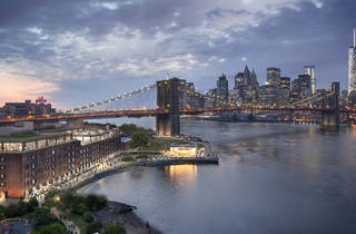 Time Out Market New York brings epic food and skyline views to Dumbo