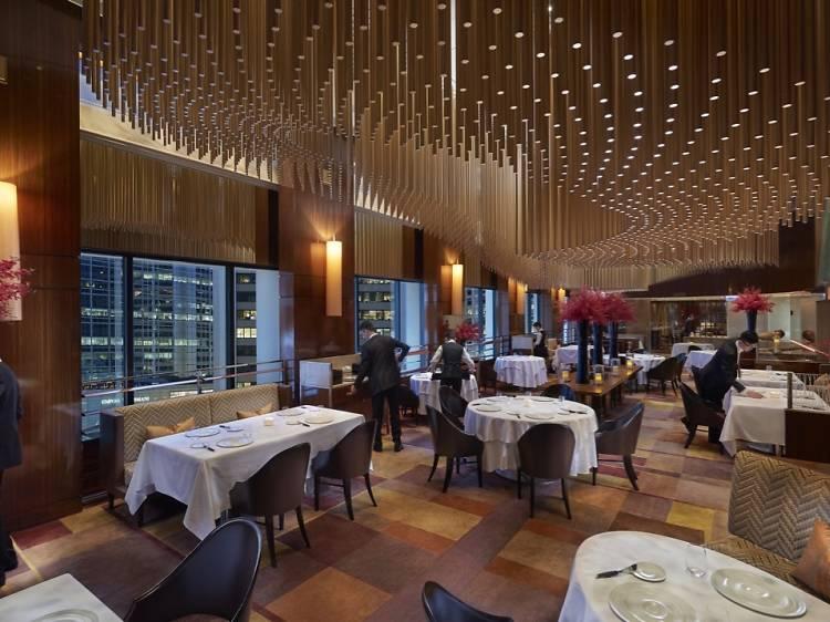 Grab dinner at one of Hong Kong's best restaurants