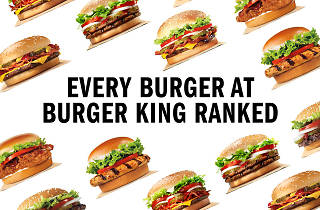 Burger King ranking