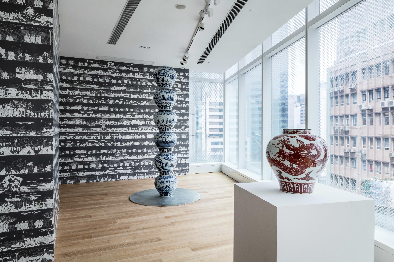 Ai Weiwei, Refutation, Tang Contemporary