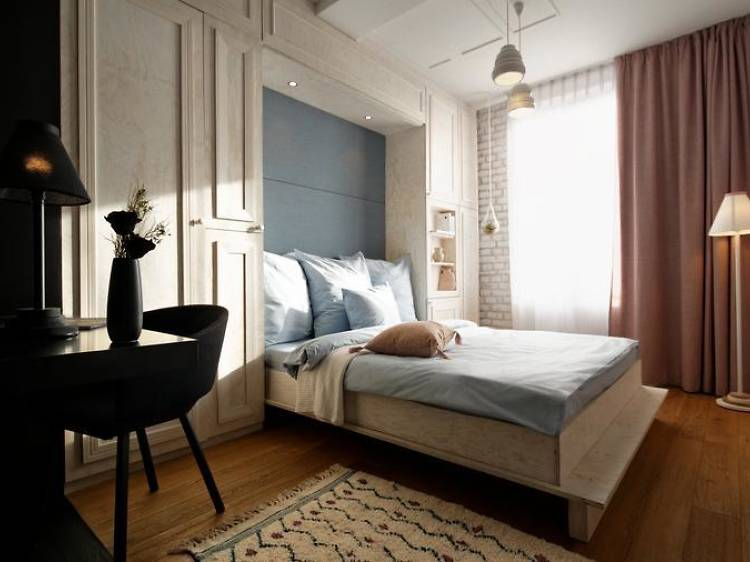 10 excellent cheap hotels in Frankfurt