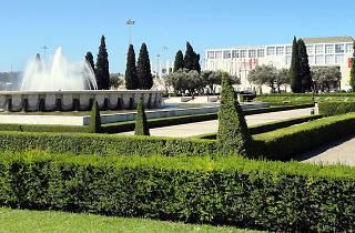 Jardim praça do imperio
