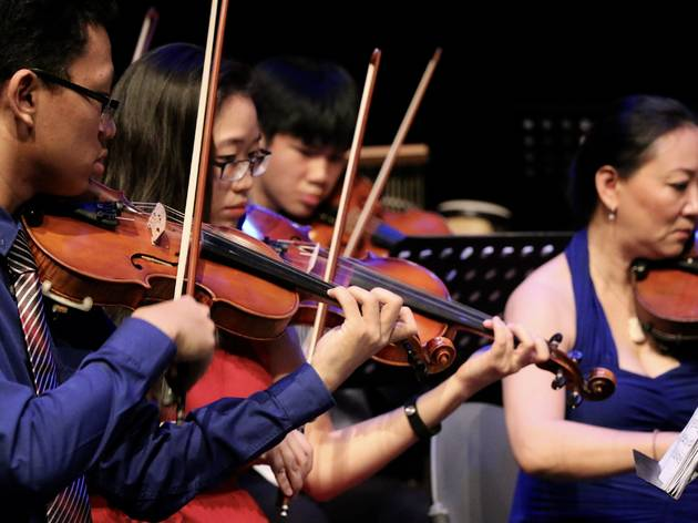 klpac string orchestra