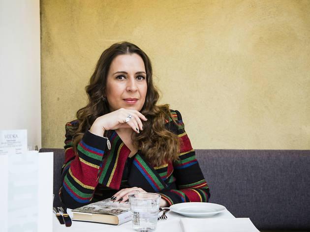 Kristina Sabaliauskaitė Lithuanian london