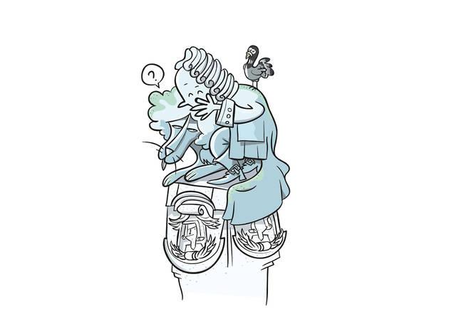 Ilustração Marquês de Pombal