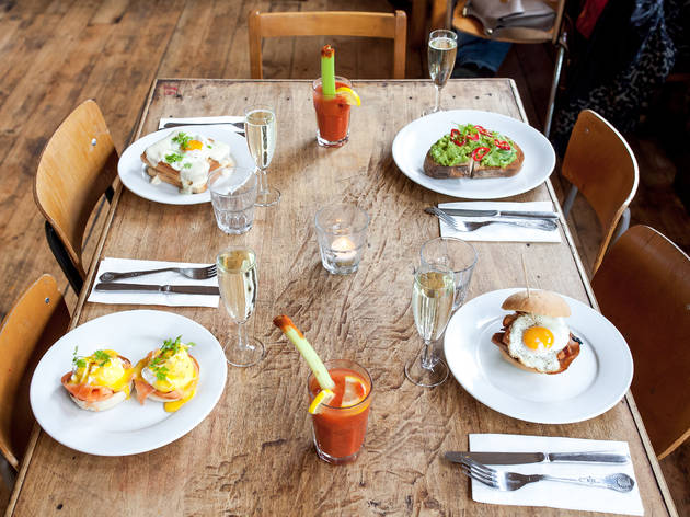 London's Best Bottomless Brunches | 30 Reasons To Drink