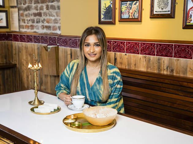 Zaynab Zubair Sri Lankan London