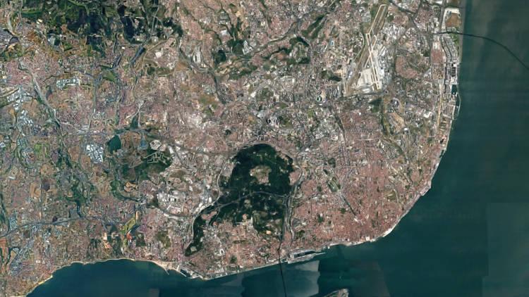 lisboa google maps