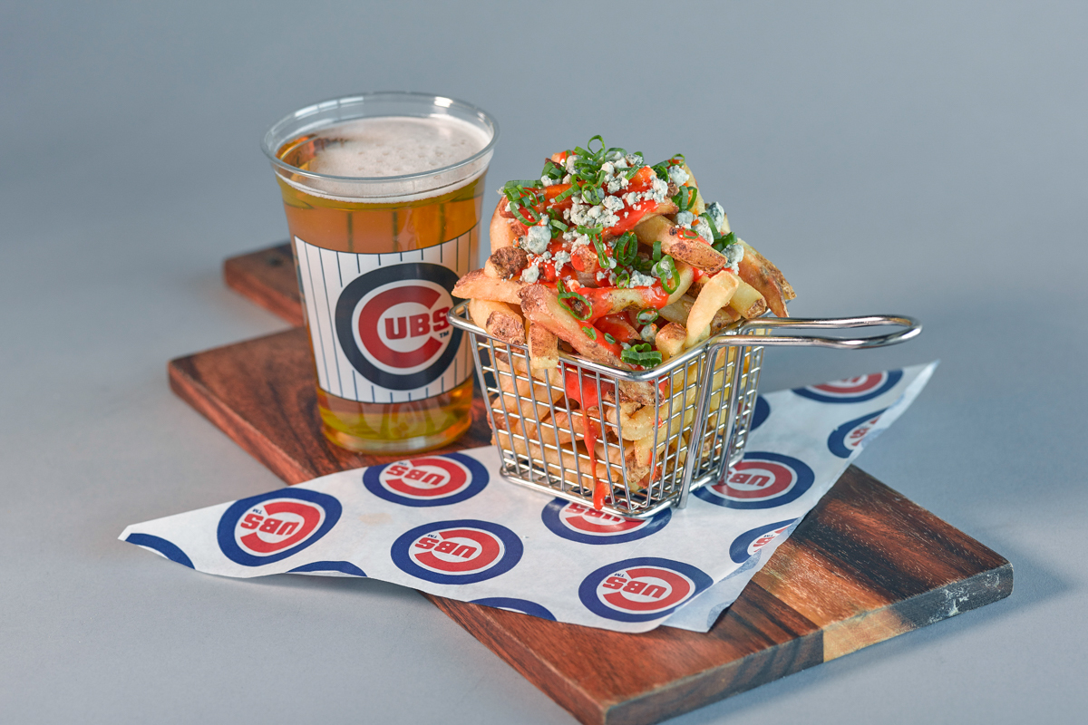 Scope out the 11 new food options at Wrigley Field