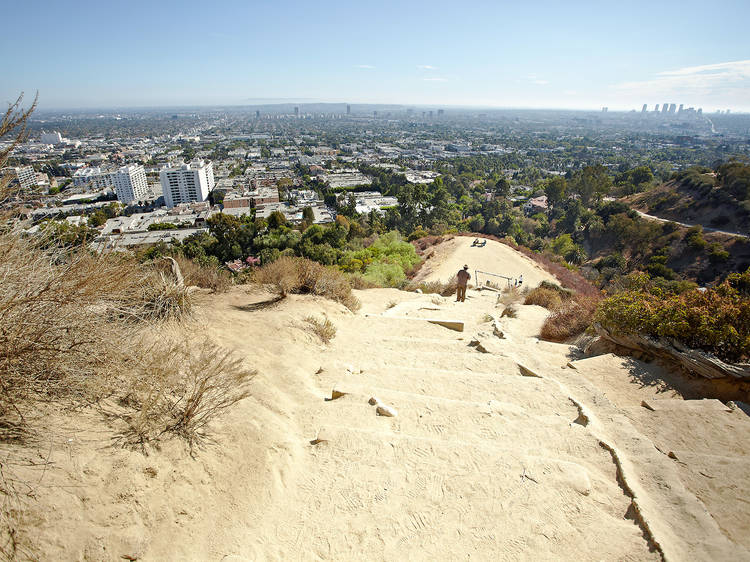 The best hikes in L.A. for dramatic city views