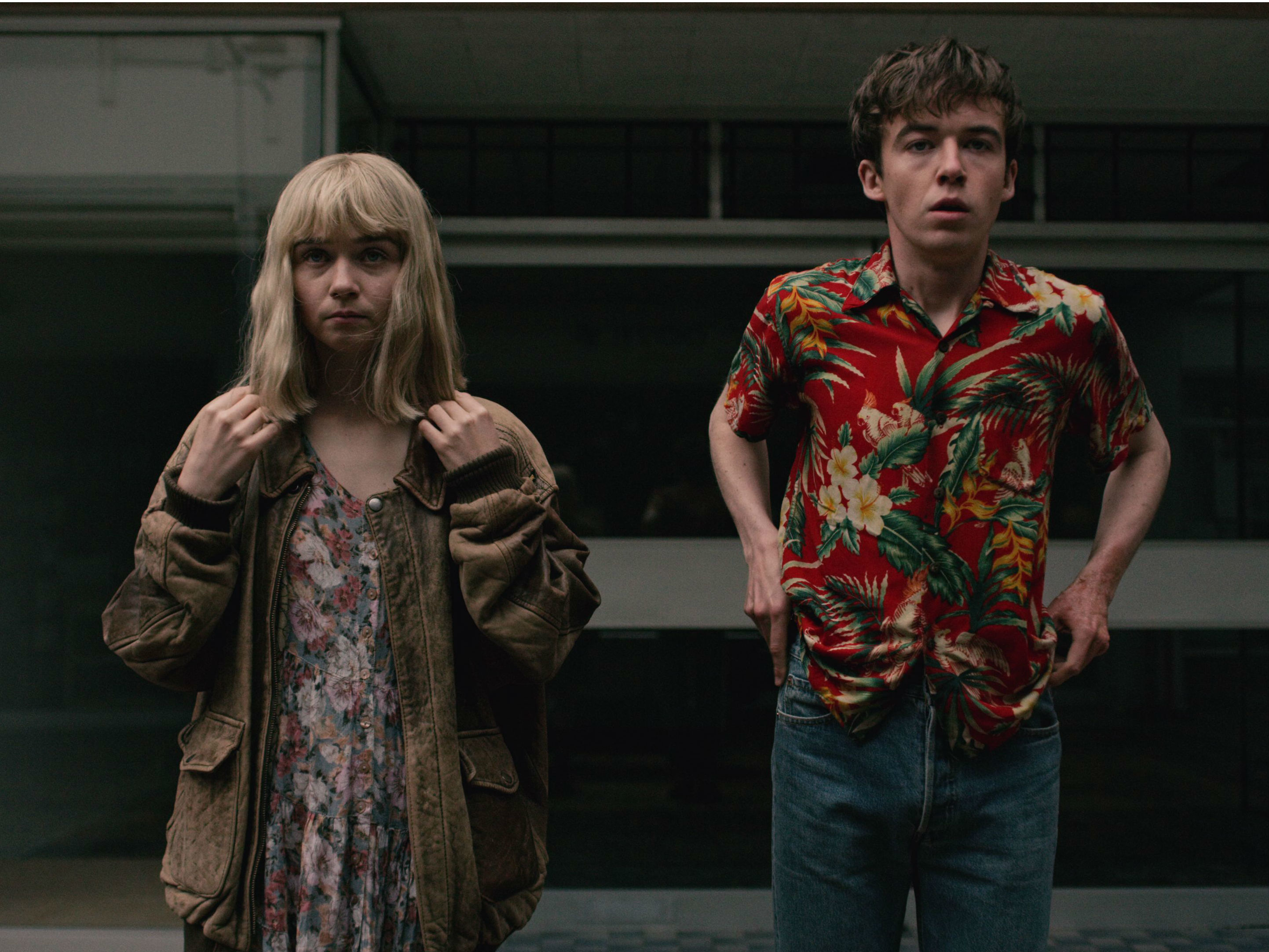 The End of the F**king World, una miniserie de Netflix