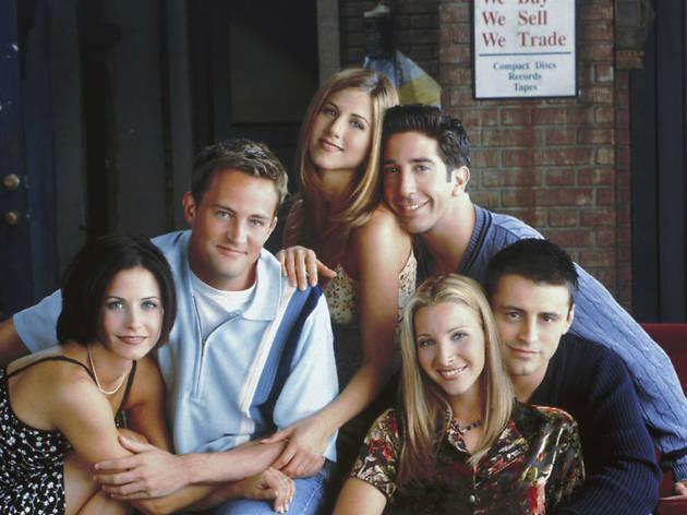 Todas las temporadas de Friends en Netflix