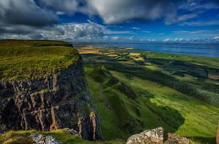 Binenvenagh, Northern Ireland