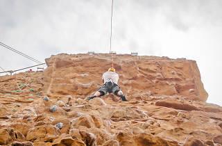 The Muro, el muro de escalada más alto de Latinoamérica