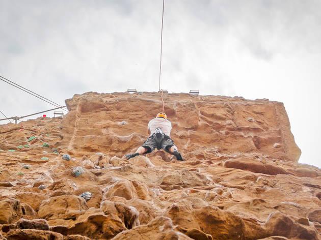 6 muros de escalada que debes conocer en la CDMX
