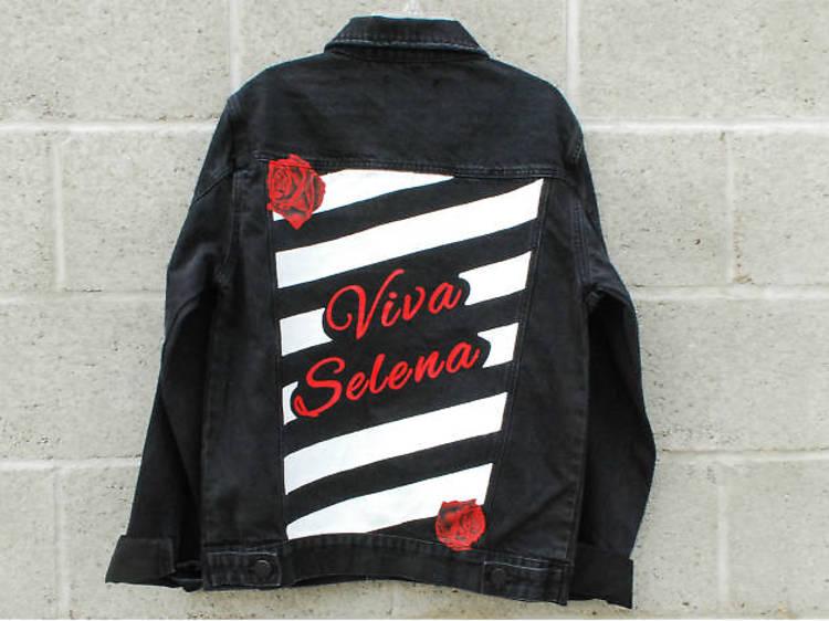 Chamarra Viva Selena