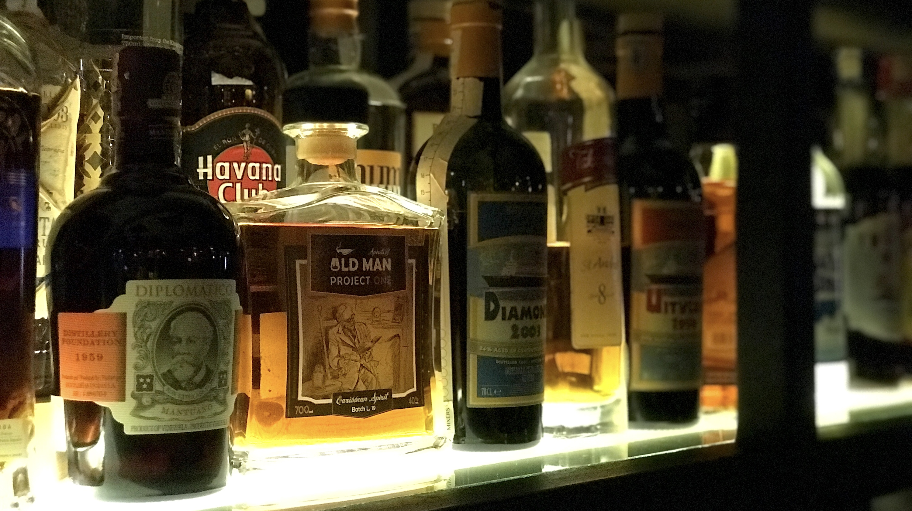 Guide to rum