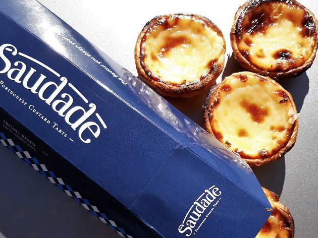 Pastry at Saudade