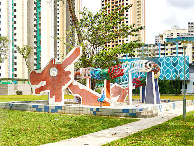 The best free playgrounds in Singapore