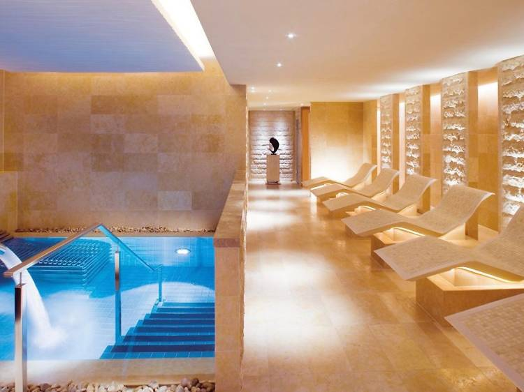 Best for getting pampered within an inch of your life: The Landmark Mandarin Oriental