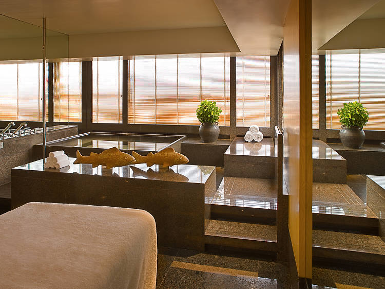Best for a resort experience in the heart of the city: Grand Hyatt