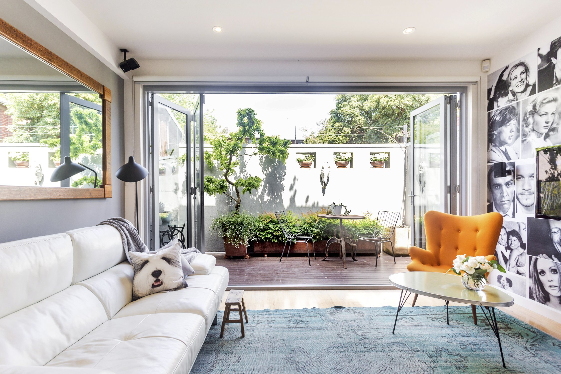 Renovated Victorian terrace