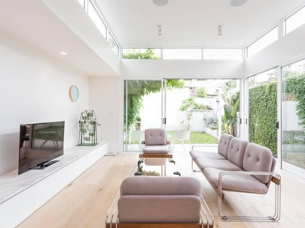 St Kilda design house Airbnb