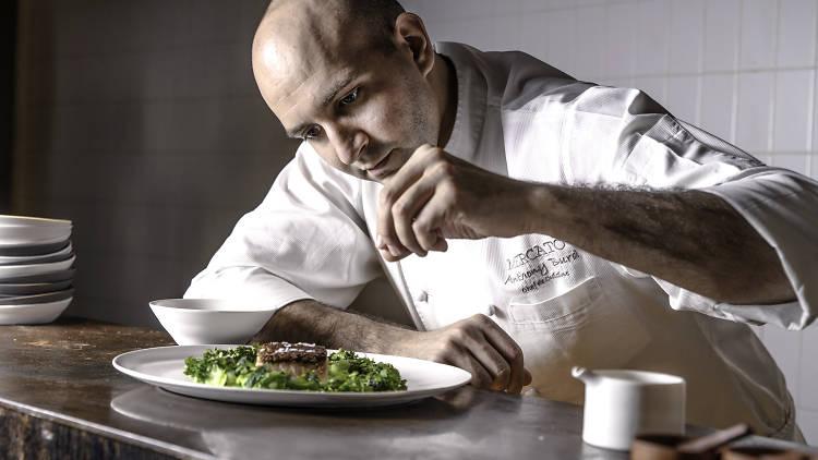 Chef Anthony Burd of Mercato