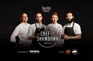 Time Out Hong Kong Chef Showdown 2018
