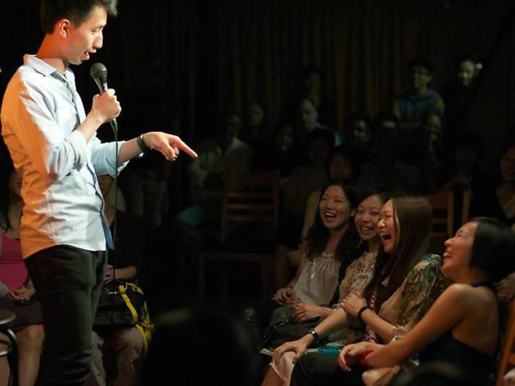 Comedy: TakeOut Comedy Workshop
