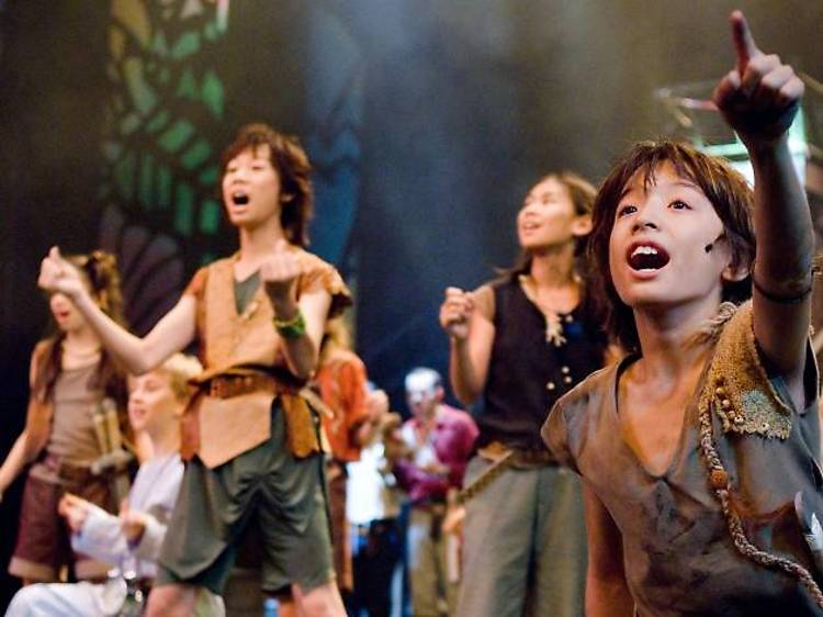 Kids: Faust International Youth Theatre
