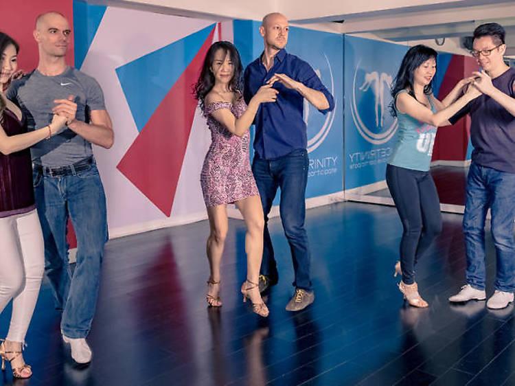 Dance: Dance Trinity