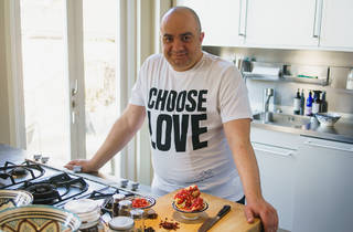 Imad's Syrian Kitchen x Choose Love