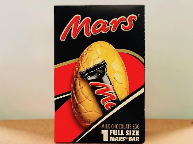 Mars 復活蛋