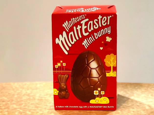 Maltesers, malteaster, chocolate, egg, easter
