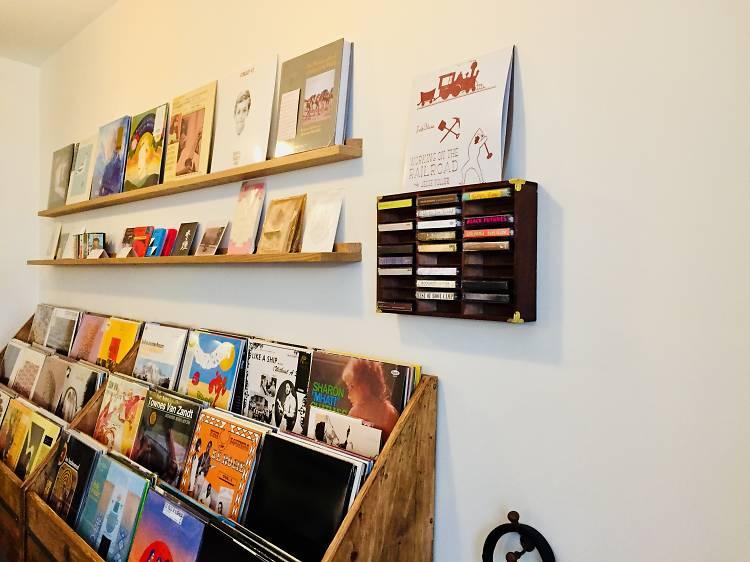 Comets Café & disques