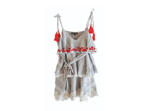 Vestido Eleven Lab Concept