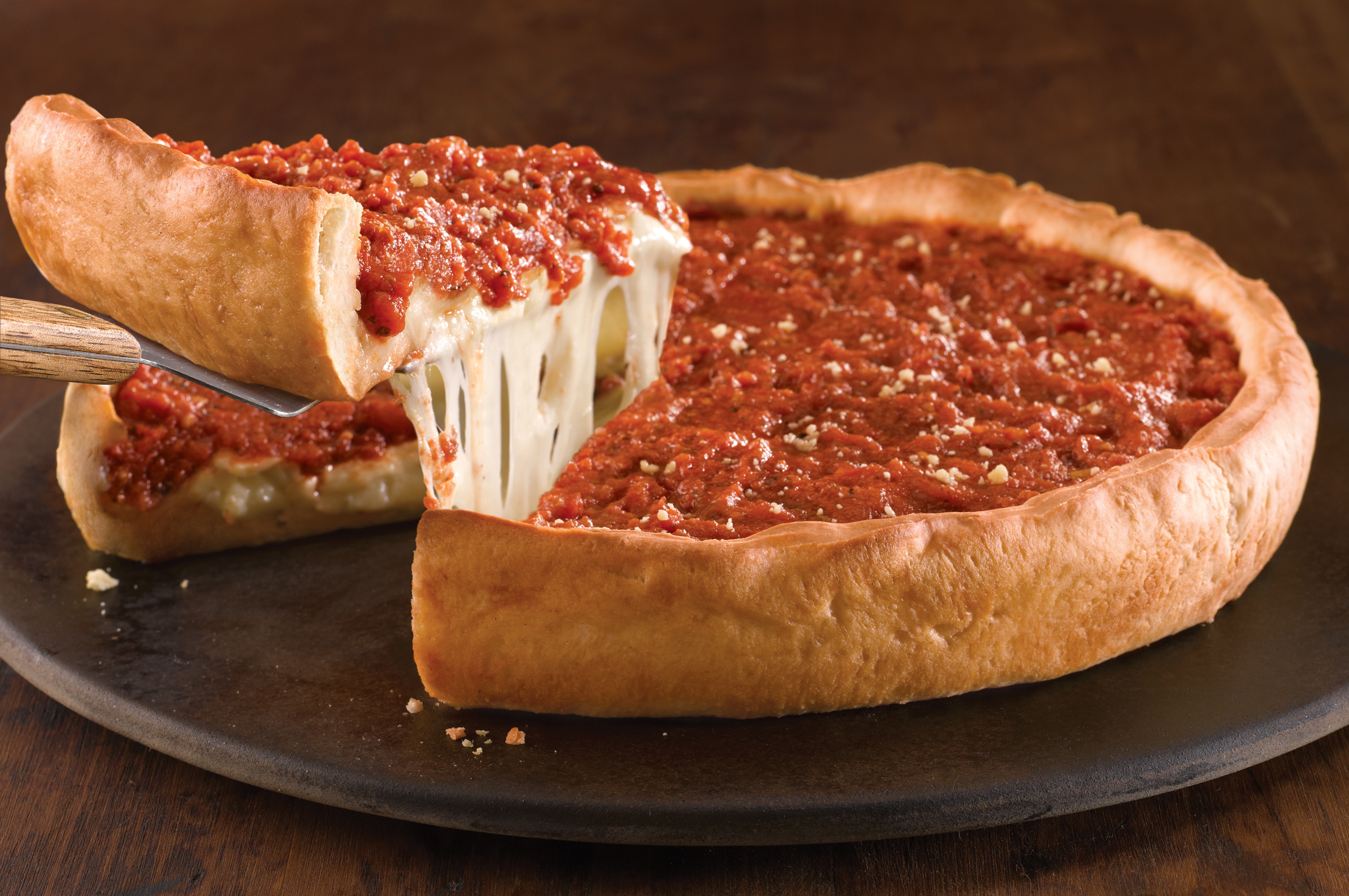 Best Deep Dish Pizza In Chicago For