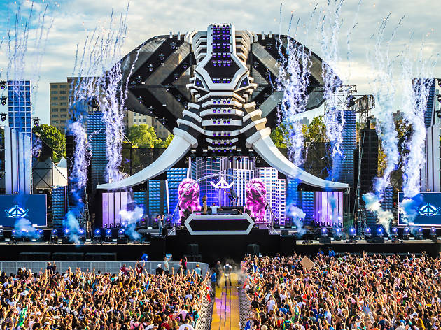 Electric Zoo 2018 lineup features Marshmello, Martin Garrix and more