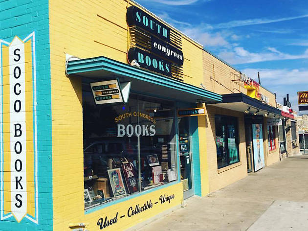 The best independent bookstores in Austin