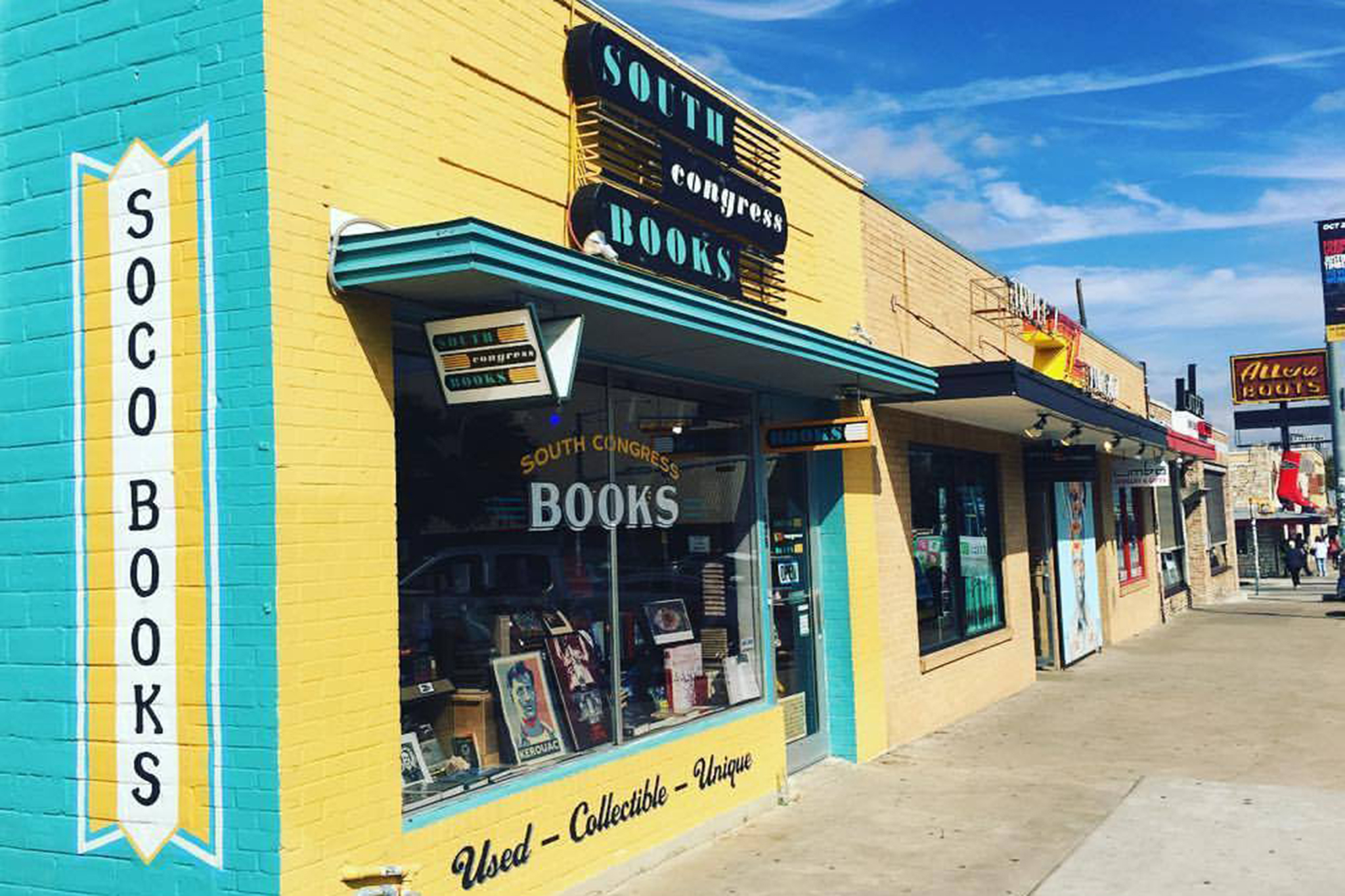 South Congress Books