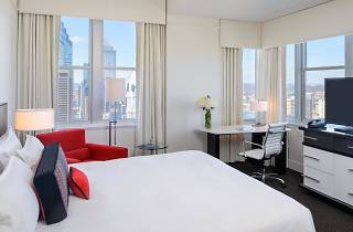The Loews Philadelphia is a hotel located in Center City, Philadelphia.