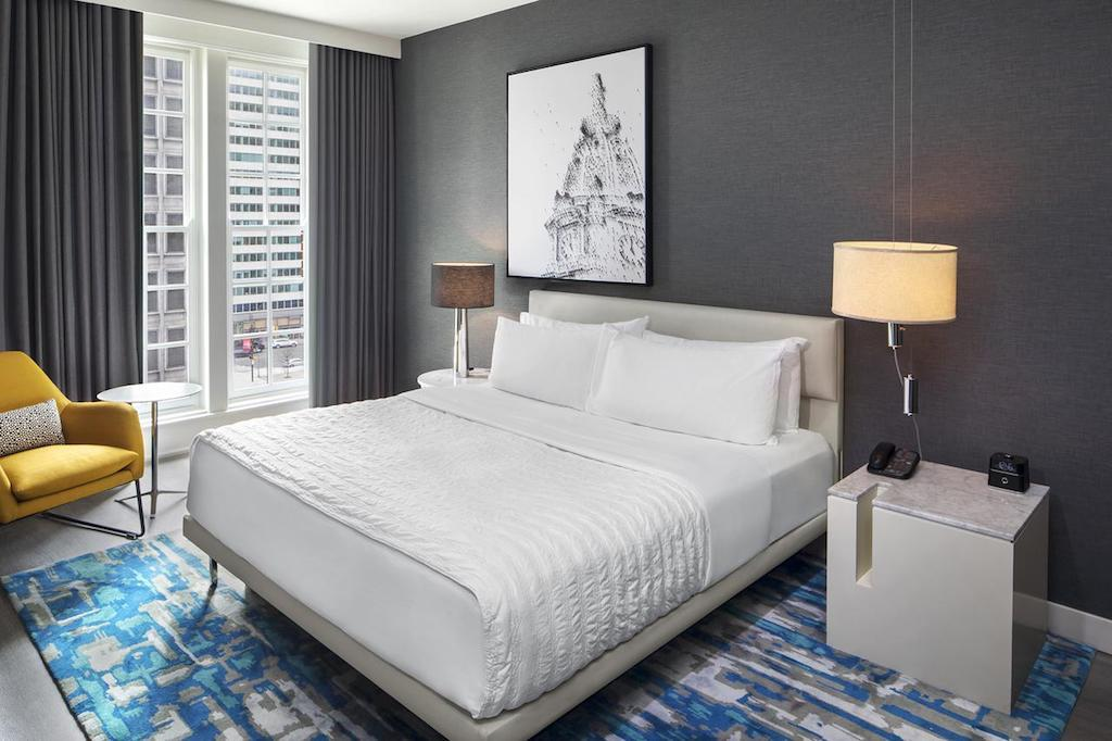Le Meridien Philadelphia is located in Center City Philadelphia