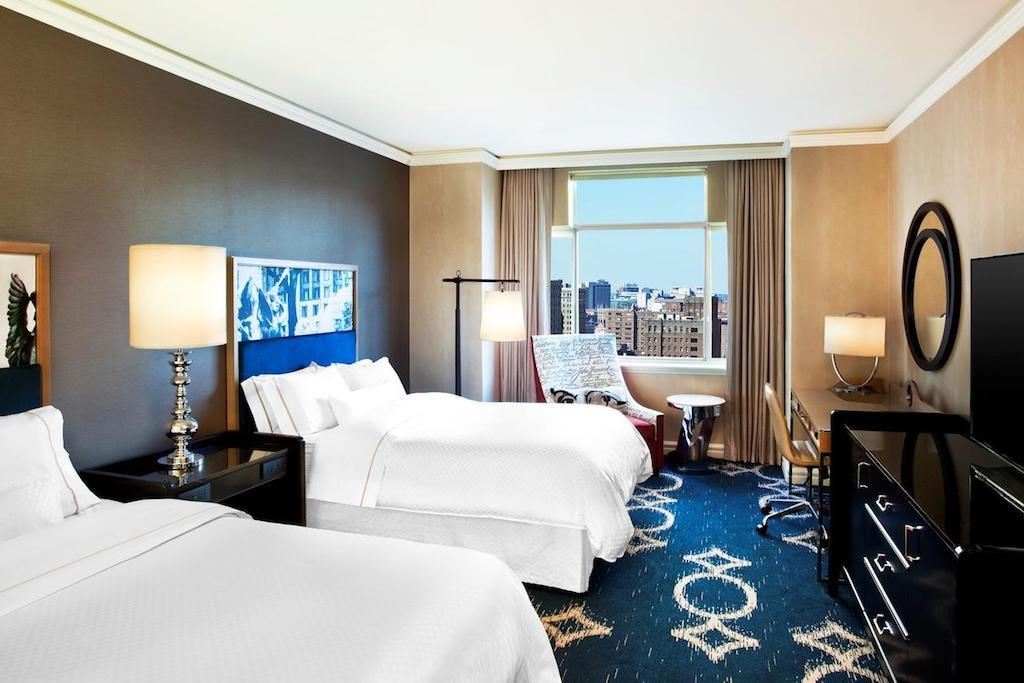 The Westin Philadelphia is a hotel in Center City Philadelphia