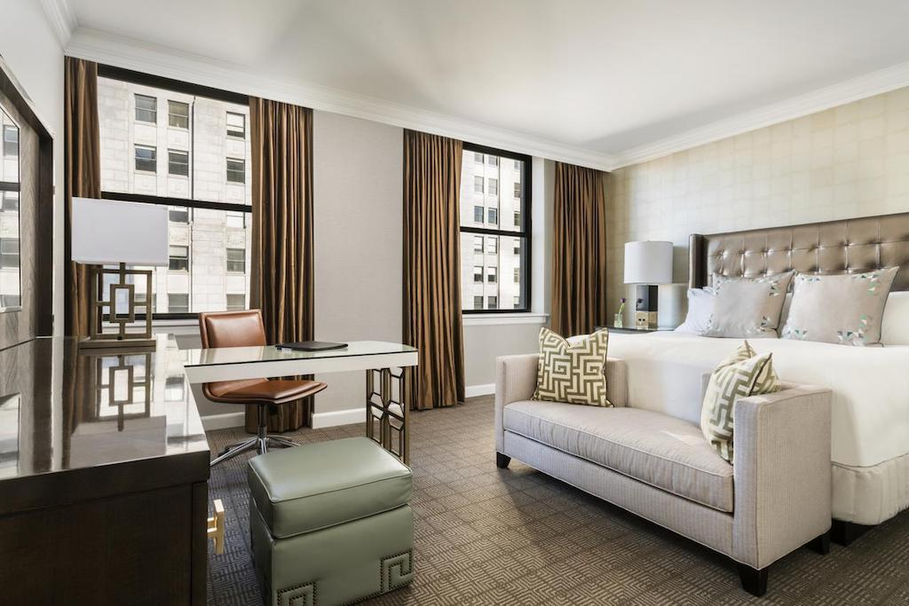 11 superb luxury hotels in Philadelphia