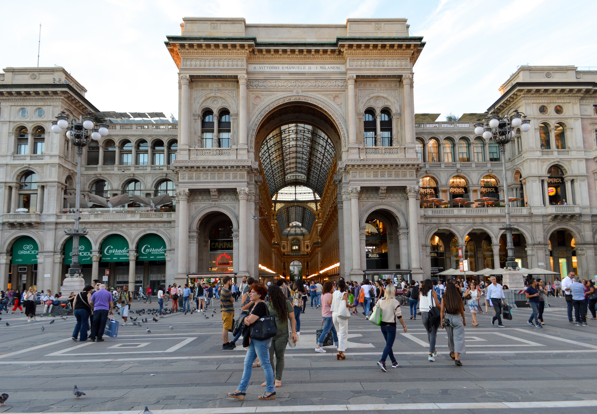 The best time to visit Milan