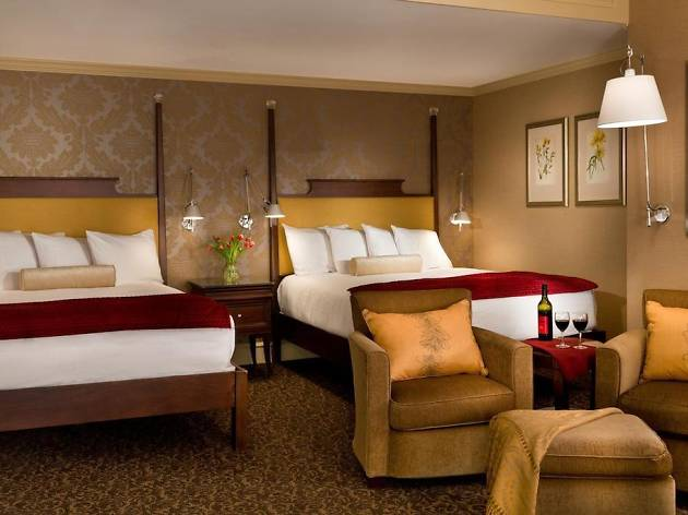 Chestnut Hill Hotel is a great place to stay near Philadelphia.