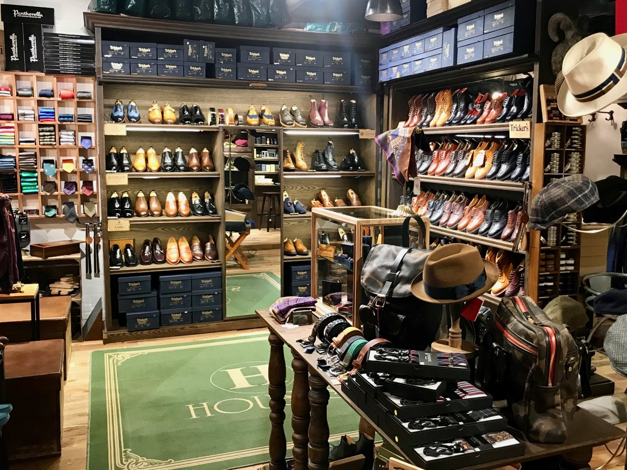 Leather Shoes Hong Kong