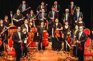 The Sounds of Farce by Chamber Music Society of Colombo